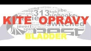 VIDEO NÁVOD: Jak na pláží vyměnit bladder?