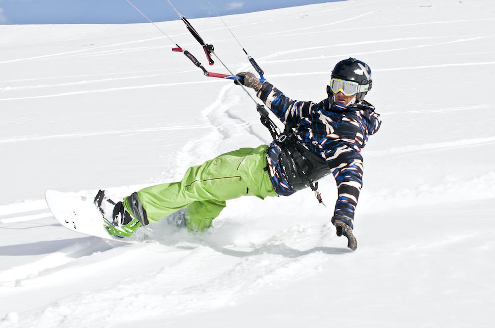 Jak poznáš snowkiting spot?