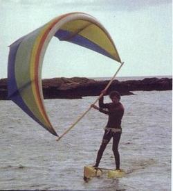 HISTORIE - kiteboardingu