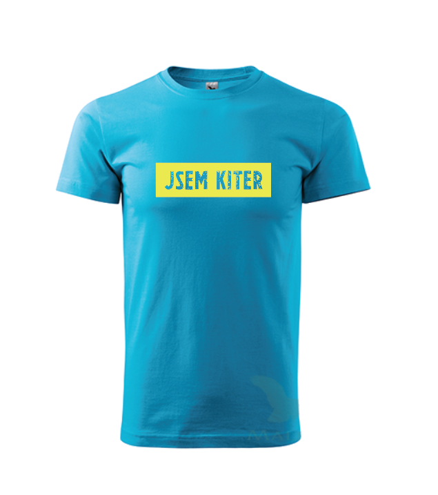 Tričko JSEM KITER