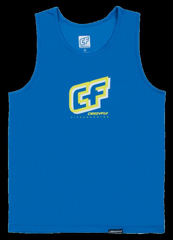 02ff0e5fc18 KITES.CZ eshop - QUICK DRY tank blue