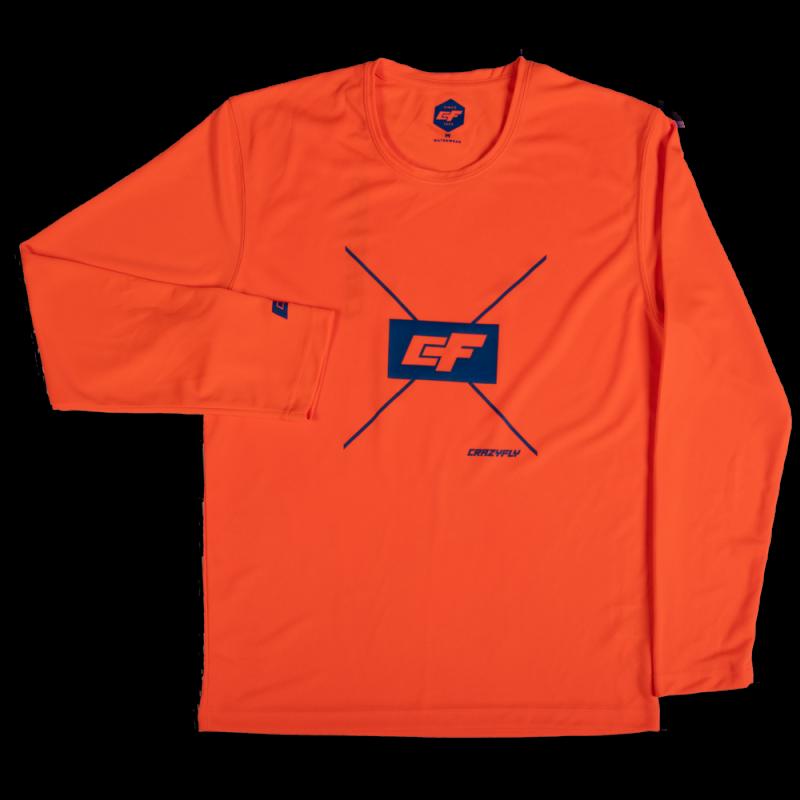 QUICK DRY - Spark LS orange