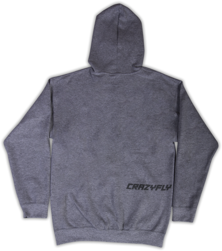 CrazyFly STORMY GREY NEW