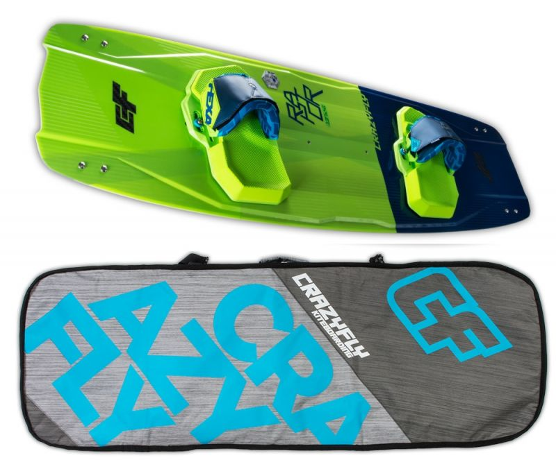 RAPTOR & BOARD BAG ZDARMA