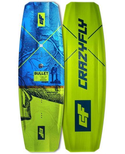 Bullet wakeboard