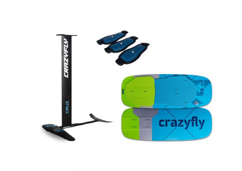 Hydrofoil Cruz 690 komplet