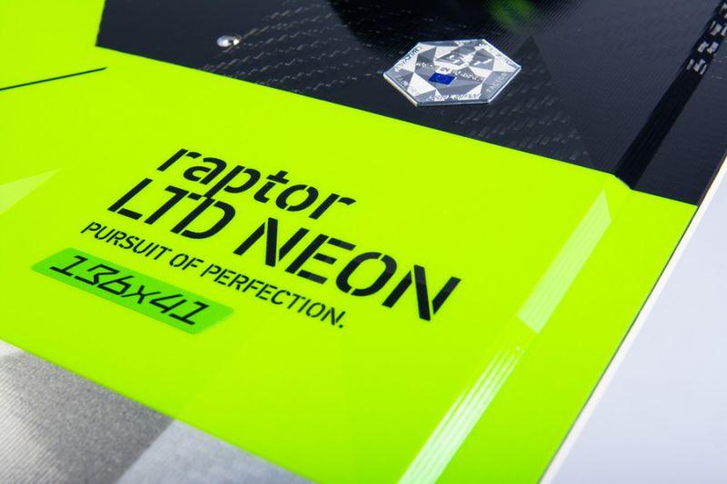 RAPTOR LTD NEON 2021