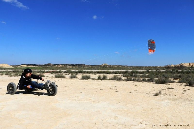 PL UNIQ TR kite komplet