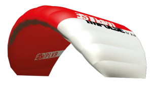 Obrázek produktu PLKB  Impulse TR kite komplet